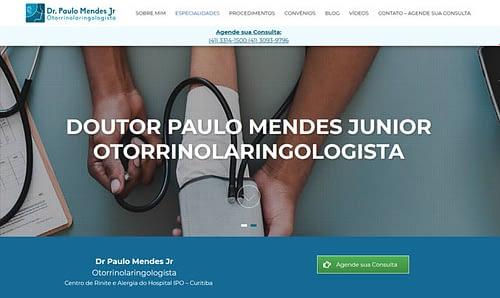 Dr Paulo Mendes Jr