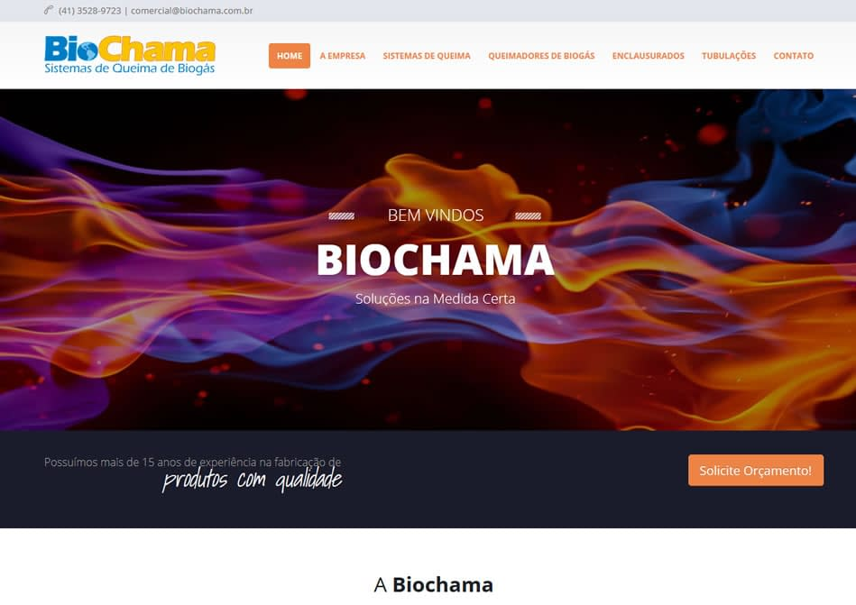 Criação de Sites em Curitiba