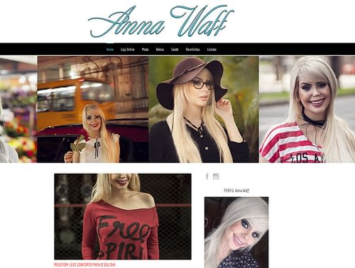 Anna Waff – Blog, Moda e Notícias