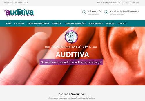 Auditiva – Exames Audiológicos